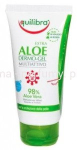 EQUILIBRA - Aloesowy Dermo Żel Multi-Active 98% Aloes - 150 ml