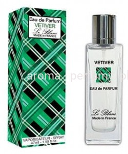 LE BLANC - Perfumy z Grass - VETIVER - 47 ml